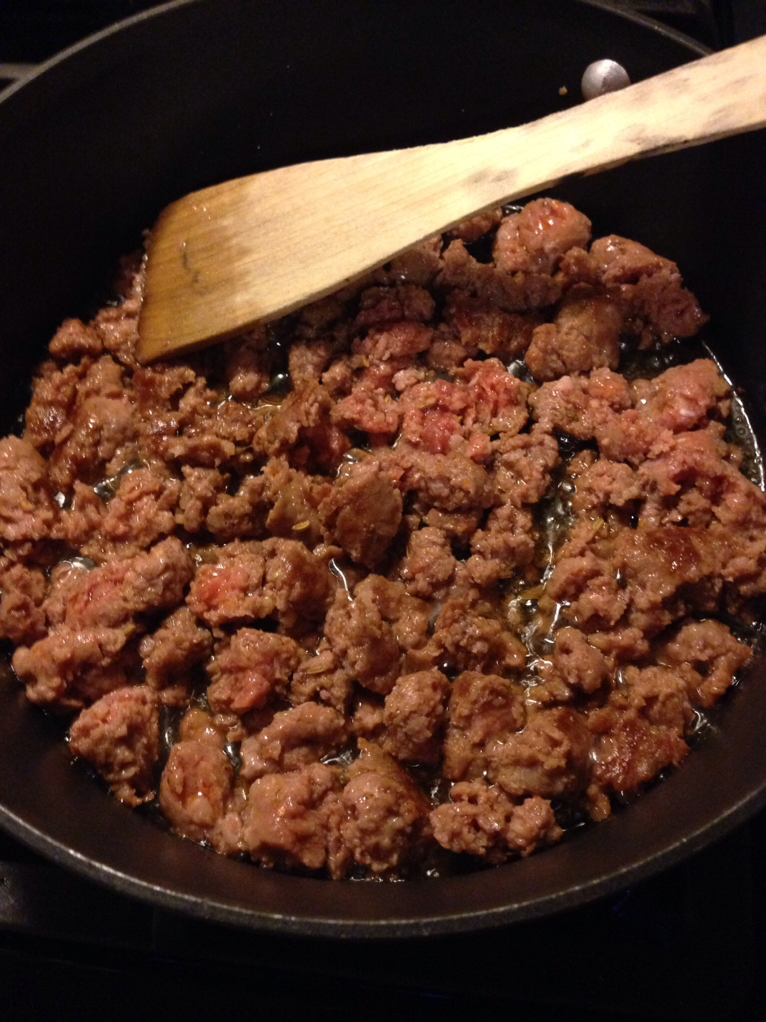 how to cook summer sausage in a pan